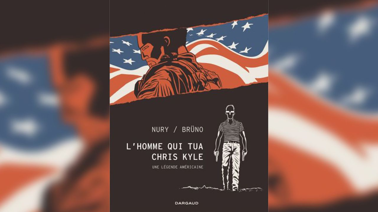 «L'homme qui tua Chris Kyle»: «American Sniper» version BD