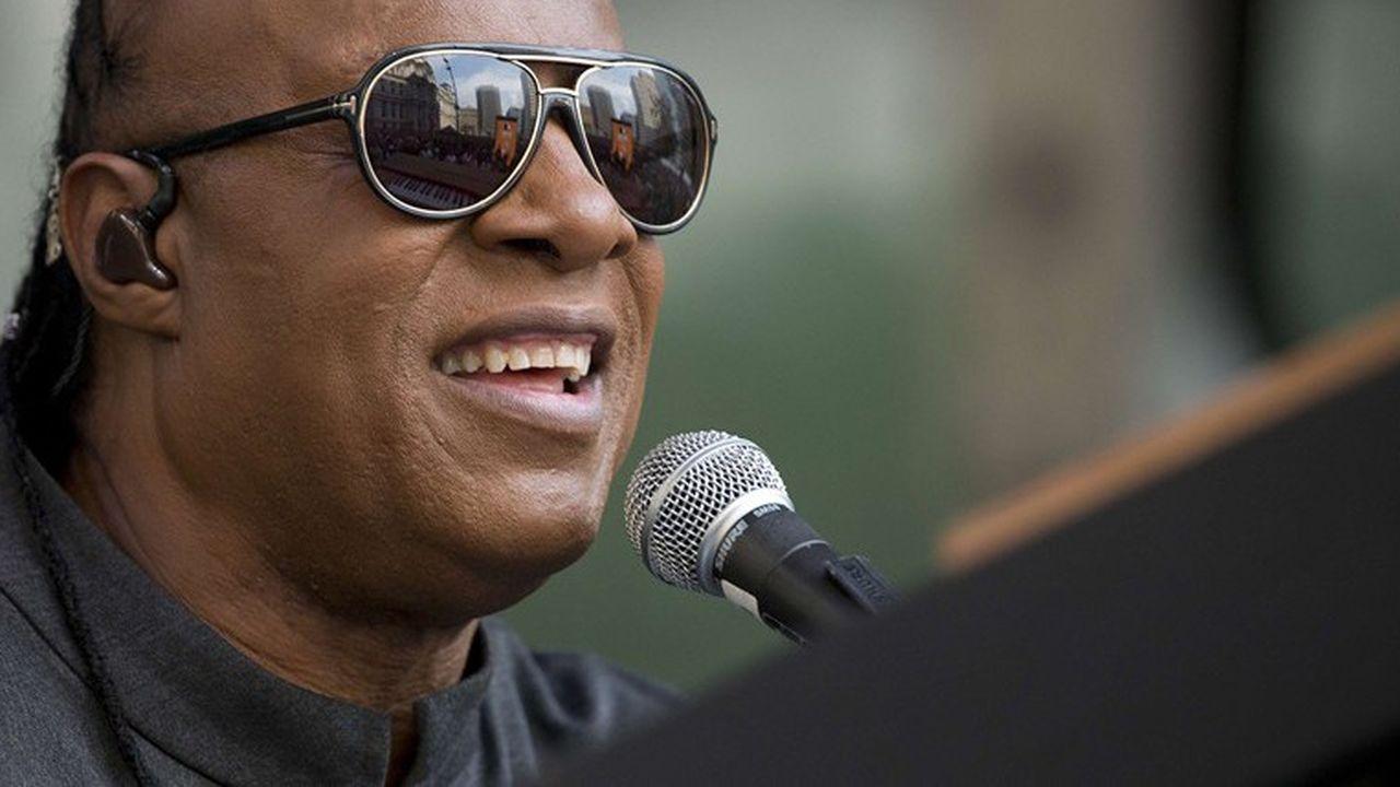 Stevie Wonder est bien resté la légende de la musique soul que nous connaissions.