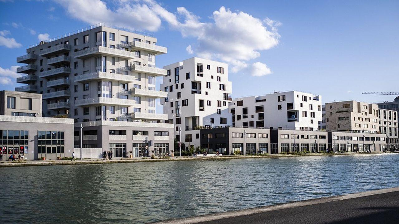 Un logement neuf coûte en moyenne25% plus cher qu'un logement ancien.