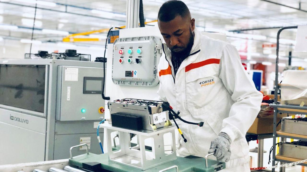 Forsee Power a vendu 200 systèmes de batteries en 2019, et table sur près du double cette année.