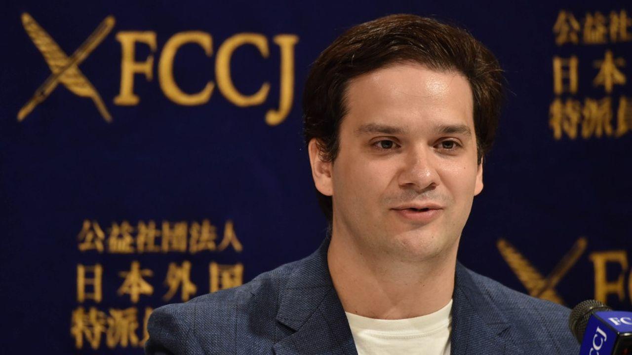 Mark Karpeles, en juin 2019.