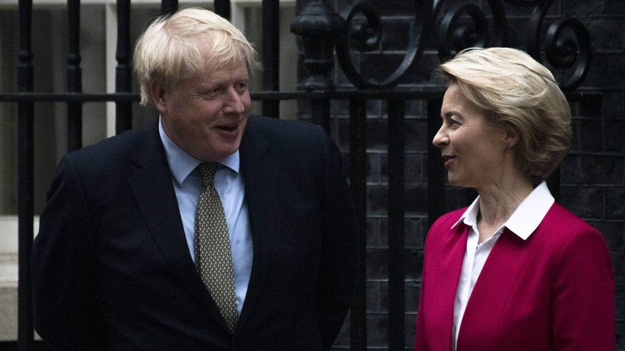 Le but de la vidéoconférence entre Boris Johnson et les présidents des institutions européennes est de donner un nouveau souffle à une négociation en plein blocage.