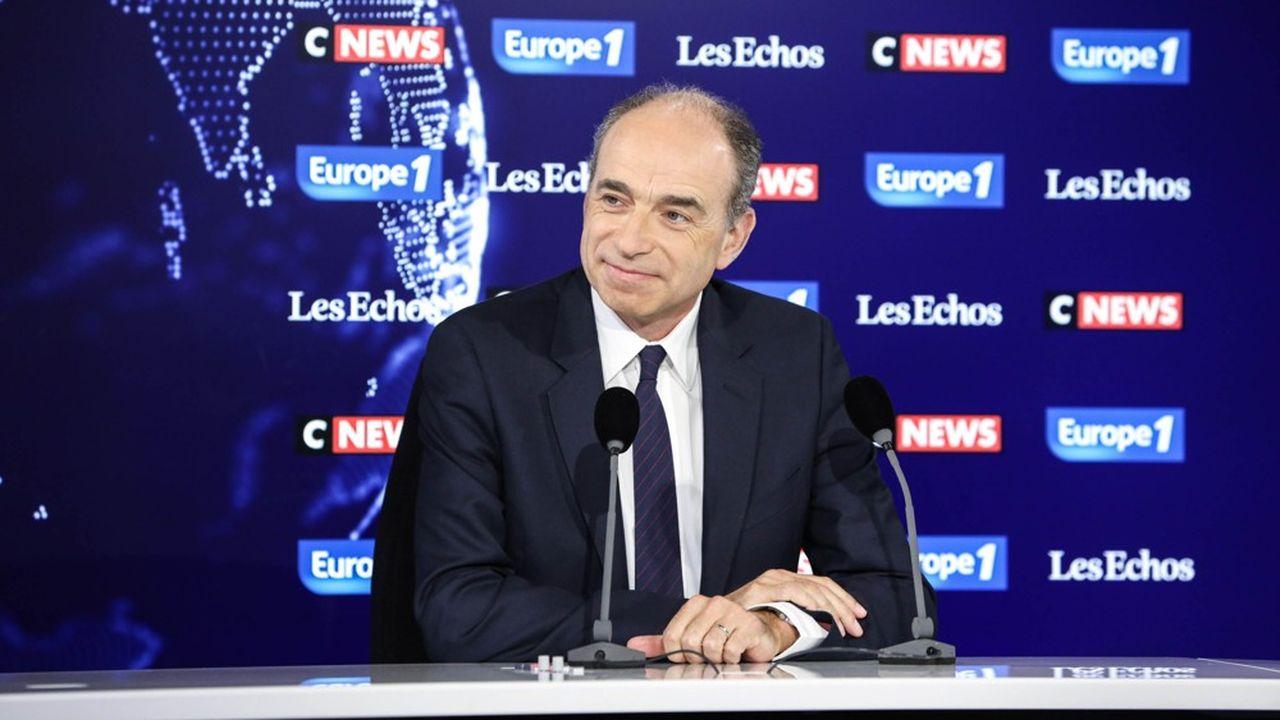 Le maire LR de Meaux Jean-François Copé était l'invité ce dimanche duGrand Rendez-vous, l'émission politique d'Europe 1, C-News et «Les Echos».