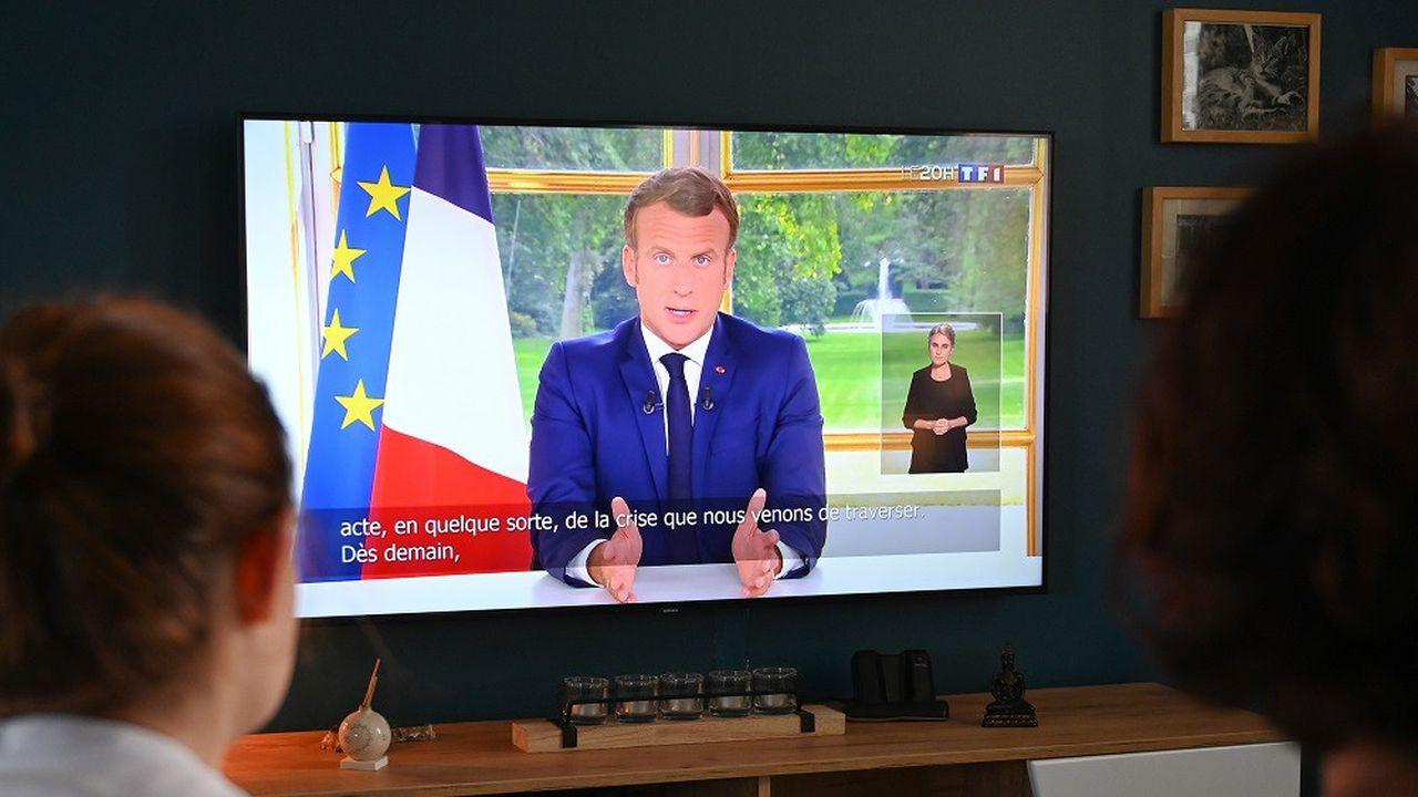 Emmanuel Macron s'est adressé aux Français pour la quatrième fois depuis le début de la crise du coronavirus.
