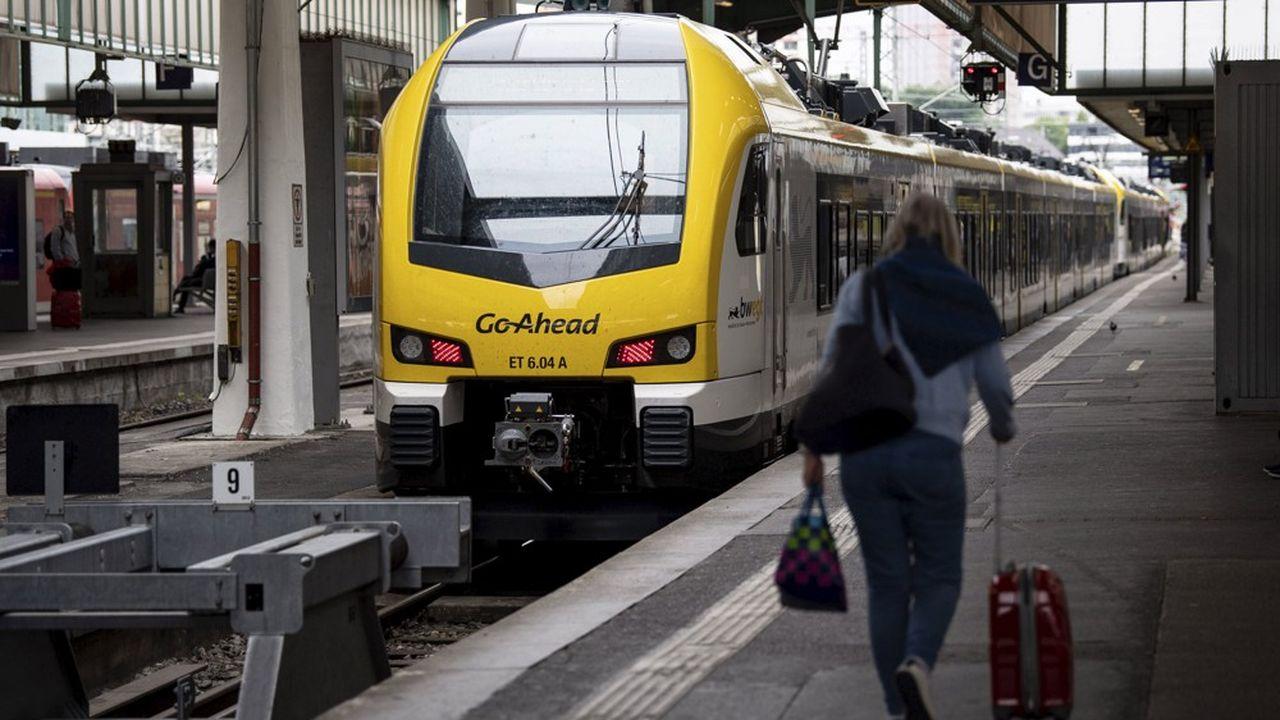Go-Ahead est un opérateur de trains et de bus en Grande-Bretagne et dans d'autres pays (ici en Allemagne), qui exploite une société commune britannique avec Keolis.