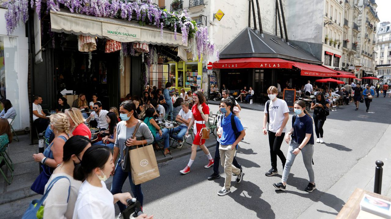 Les restaurants franciliens réclamaient une réouverture complète le plus tôt possible.