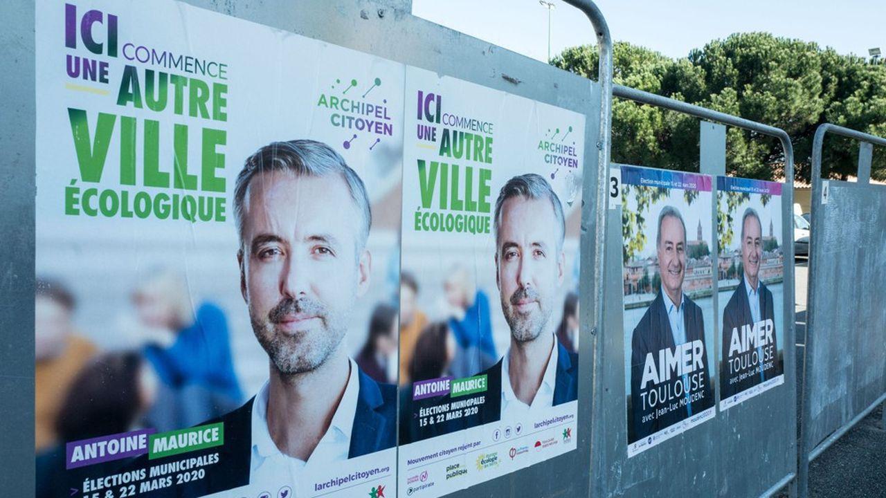L'écologiste Antoine Maurice pourrait créer la surprise à Toulouse.