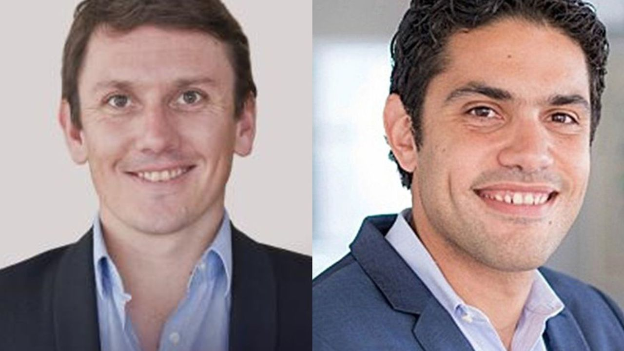 Clément Buyse (à gauche) et Jonathan Benhamou ont traversé toutes les étapes d'une start-up: pivot, levée de fonds, rachat par une entreprise cotée, puis par un fonds privé.