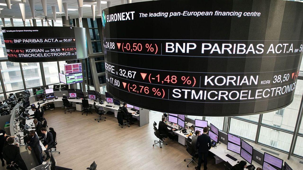 La nervosité est de retour sur les Places financières mondiales.
