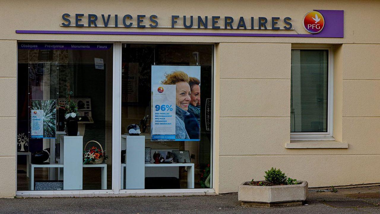OGF, qui détient les Pompes funèbres générales, a vécu une année compliquée.