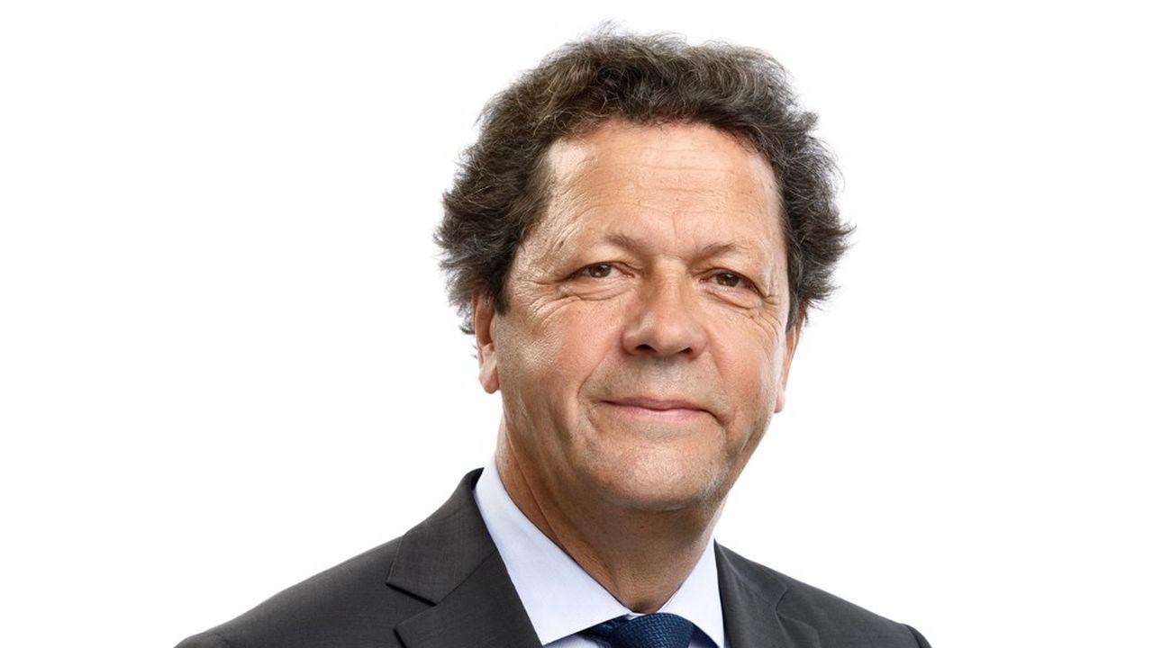 Patrick Thelot, président de Sofinord.
