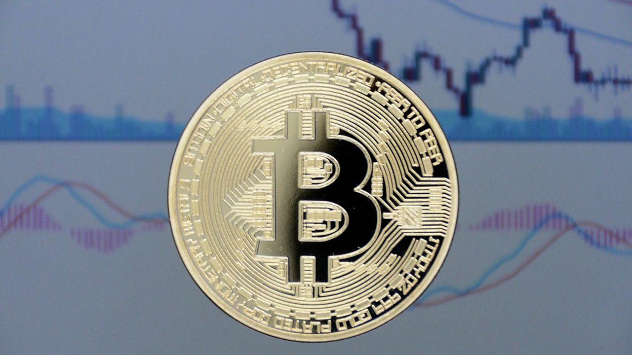 A 9.086,00dollars (8.082,00euros) le bitcoin est en hausse de 26,5% depuis le début de l'année