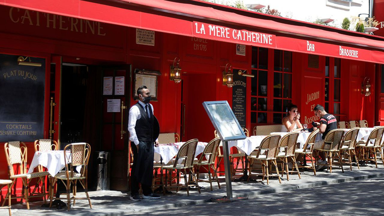 Les restaurants rouvrent à partir de ce lundi en Ile-de-France.
