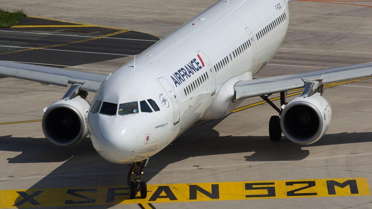 A l'exception du service La Navette, l'offre domestique d'Air France sera centrée surRoissy-CDG.