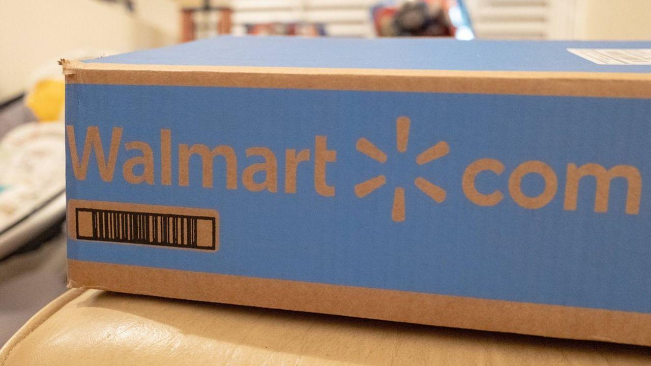 Walmart ne veut pas rater le virage du commerce en ligne
