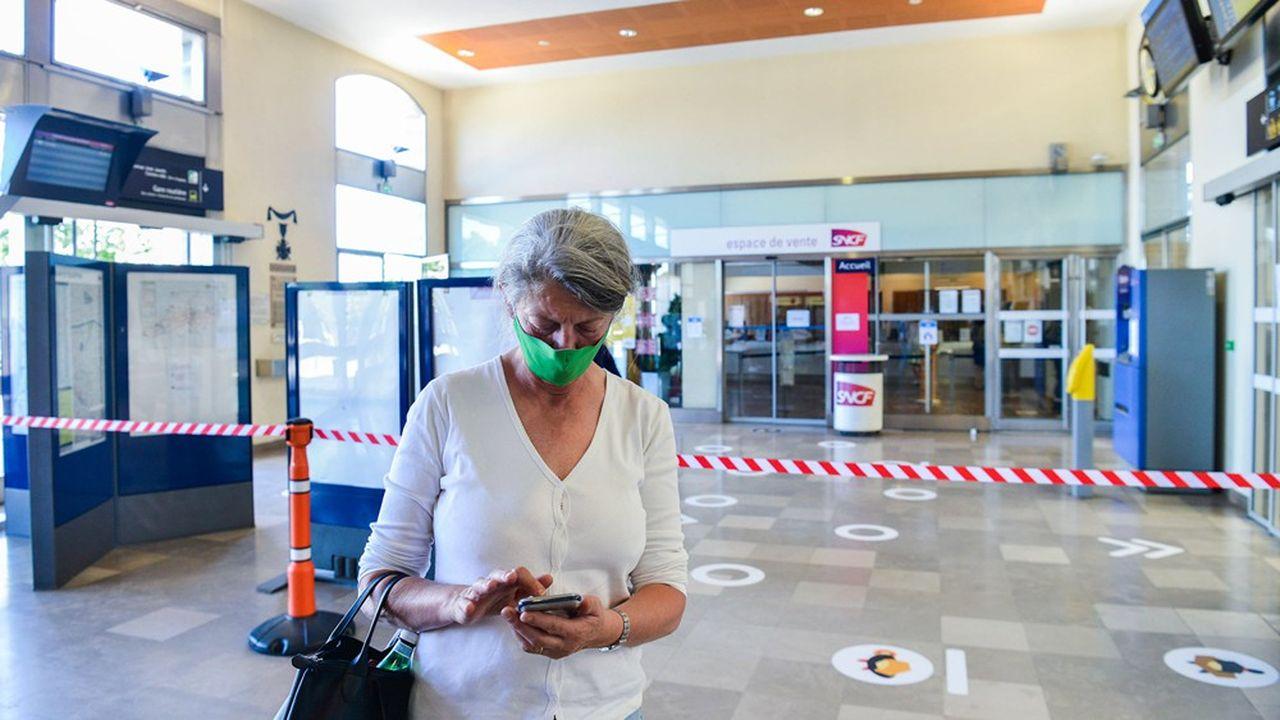 La SNCF ambitionne de contrer la «continuité modale» de la voiture individuelle par la «continuité numérique», via son smartphone.