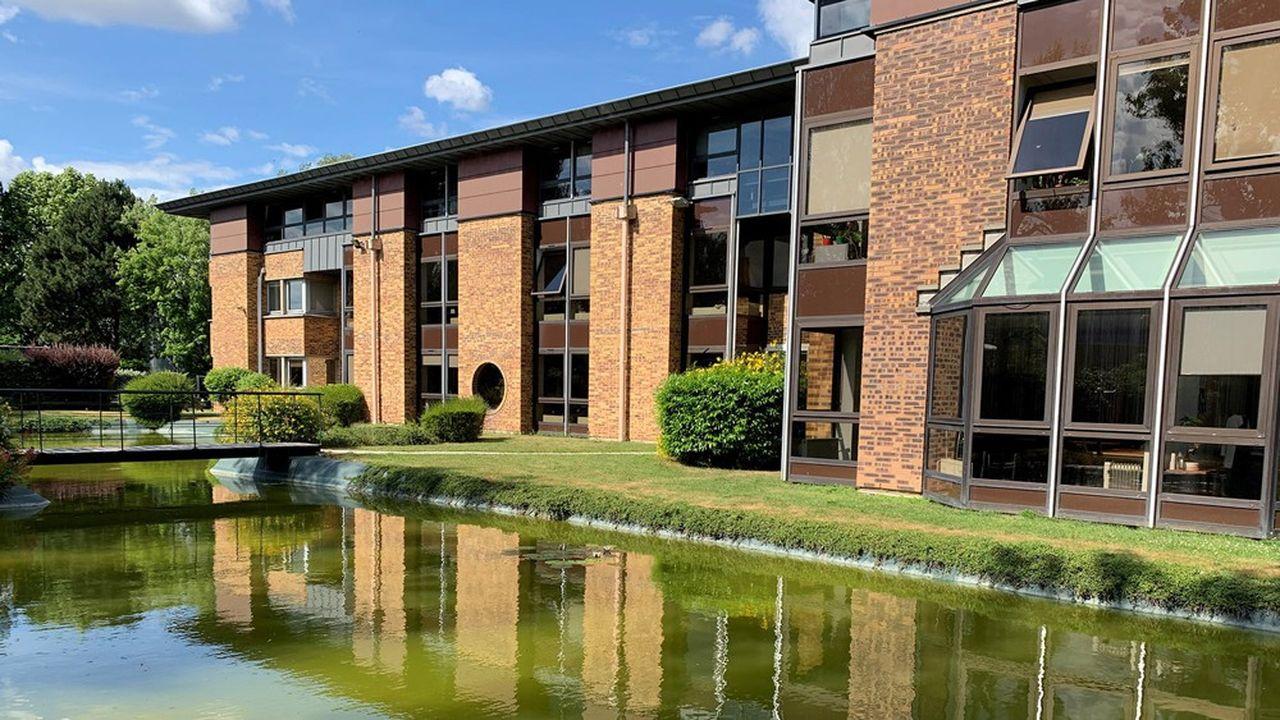 A Villeneuve-d'Ascq, Damartex vendra deux bâtiments à la faveur d'une réorganisation des équipes de sa marque Afibel
