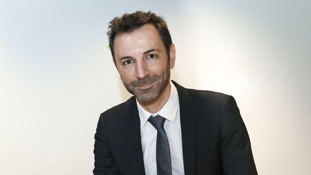 Renaud Villard, le directeur de la CNAV, veut lancer un service mobile pour vérifier ses droits à retraite en temps réel.