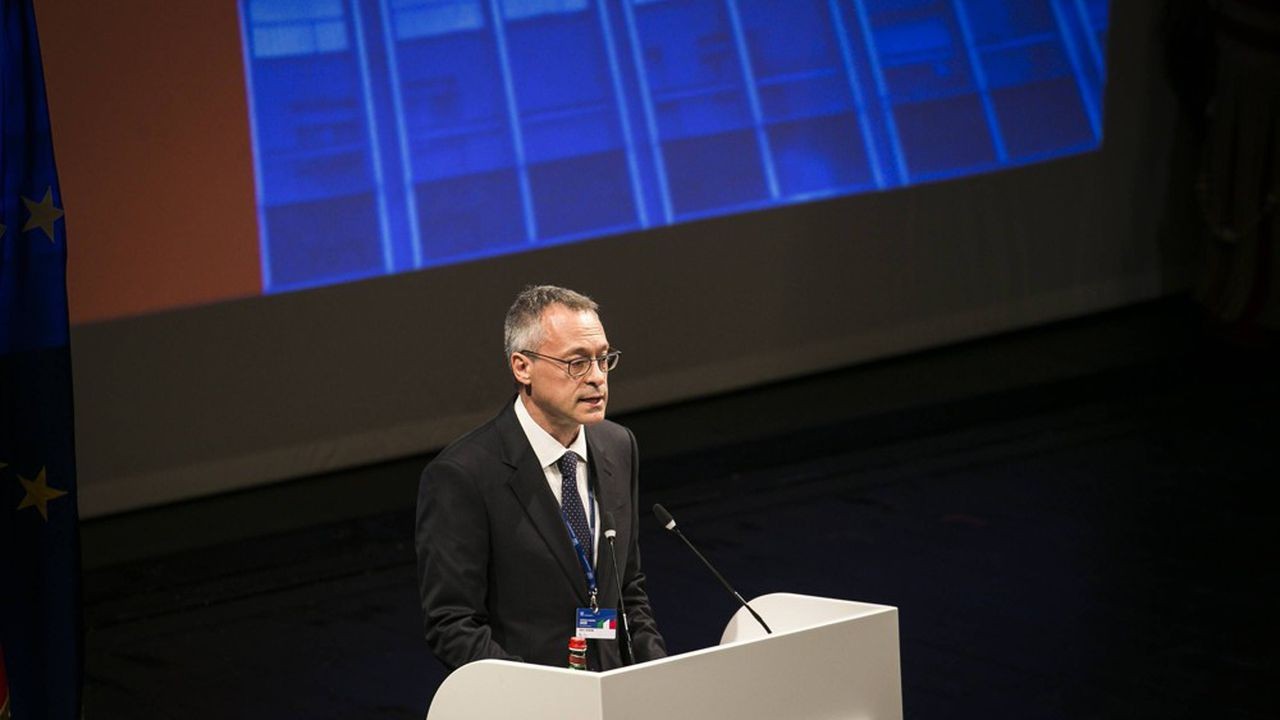 Carlo Bonomi, président de Confindustria