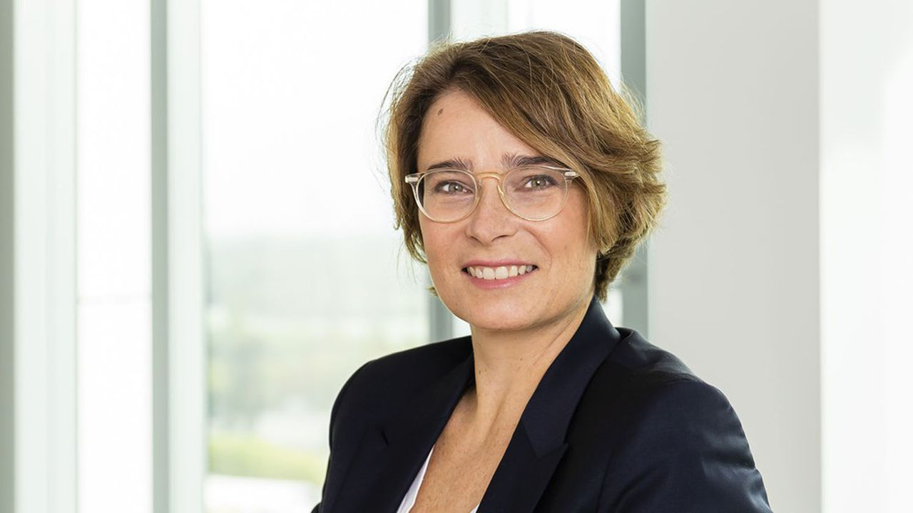 Christine Garier-Reboul.