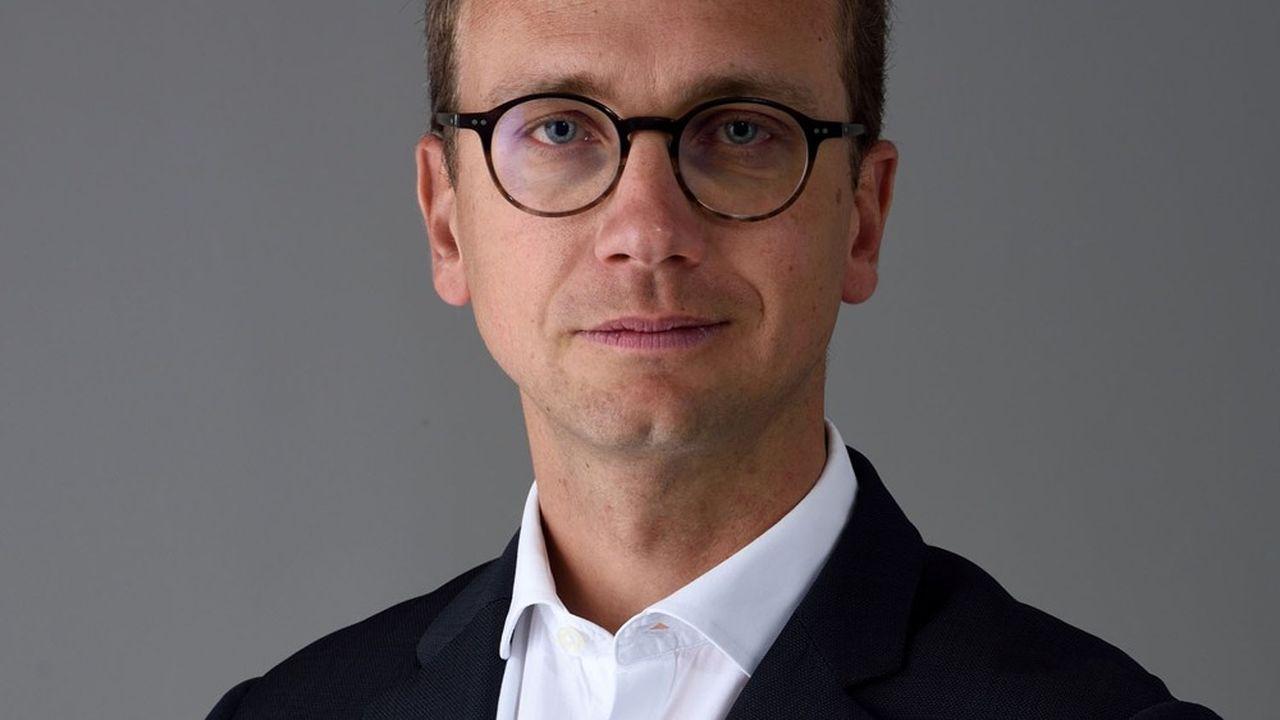 François Deltour, nouveau directeur général d'Arkéa IS.