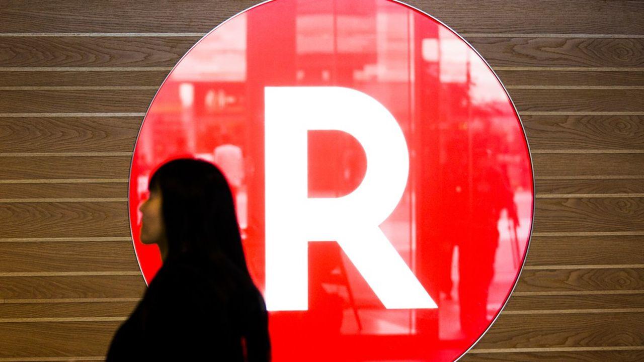 Rakuten est un groupe japonais dont le coeur de métier est l'e-commerce