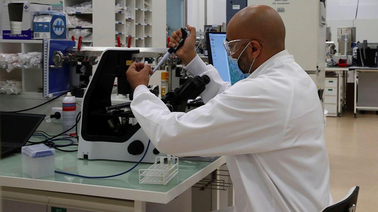 Sanofi va consacrer pas moins de 610millions d'euros à la création d'un nouveau site de production «flexible et digitalisé», ainsi qu'un centre de recherché dédié aux vaccins