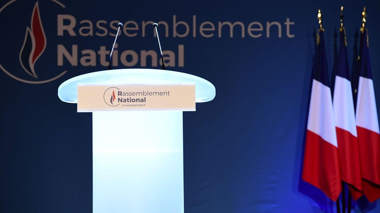 Une lourde condamnation aurait pu plomber les finances du Rassemblement national, l'ex-Front national.
