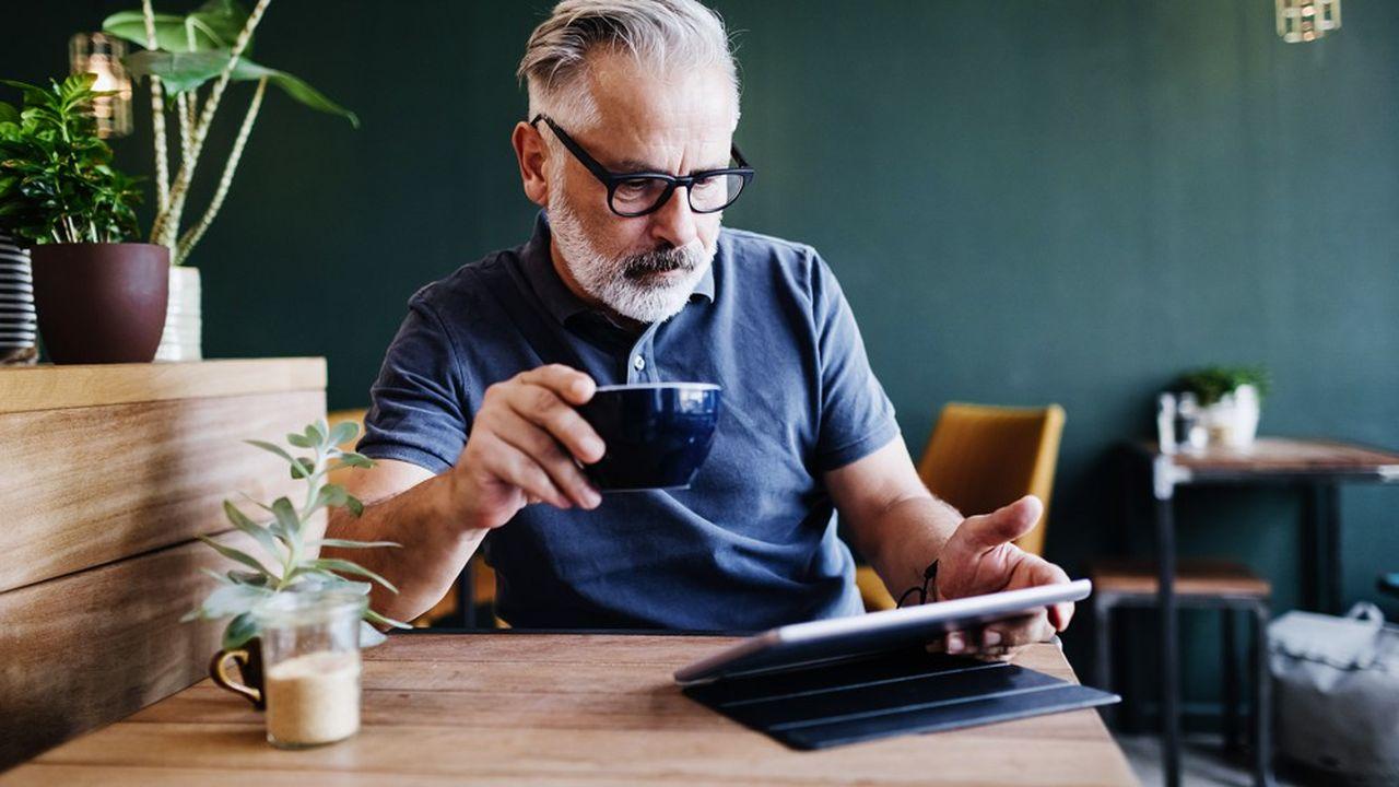 Environ 10% des Français sont abonnés à un média en ligne.