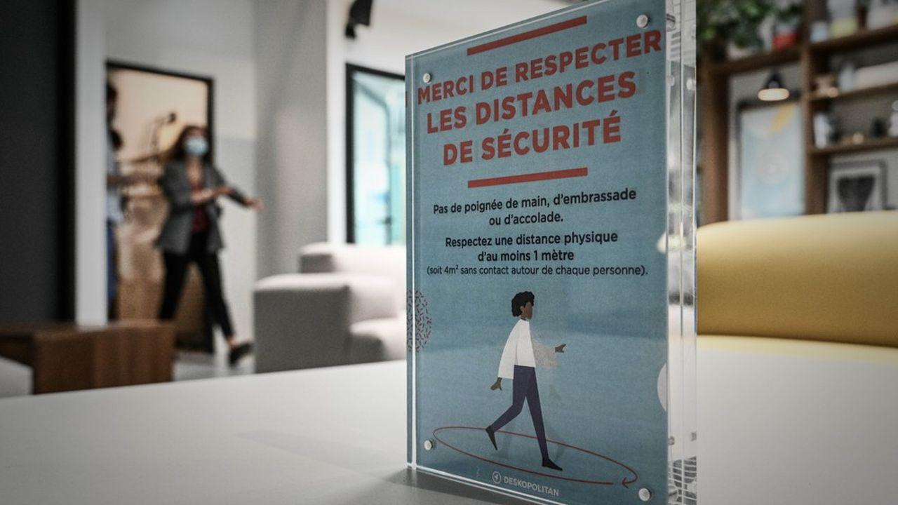 En France, le retour à la normale semble encore plus difficile qu'ailleurs.