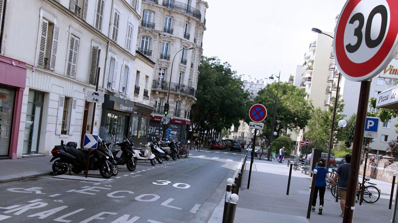 Il y a cinq ans, la mairie de Paris avait déjà annoncé un plan visant à passer à 30km/h sur 90% du territoire d'ici à 2020.