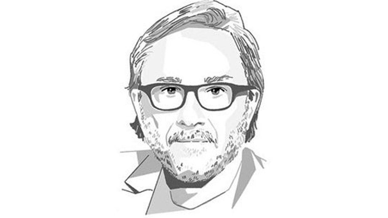 Marc Dugain: entre bois et béton