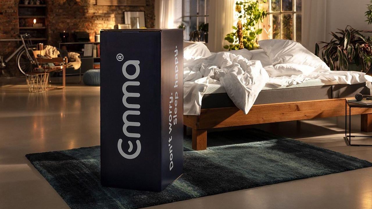 Après Grand Litier et La Halle au Sommeil, les matelas Emma seront vendus dans 40 magasins Darty d'ici à la fin 2020