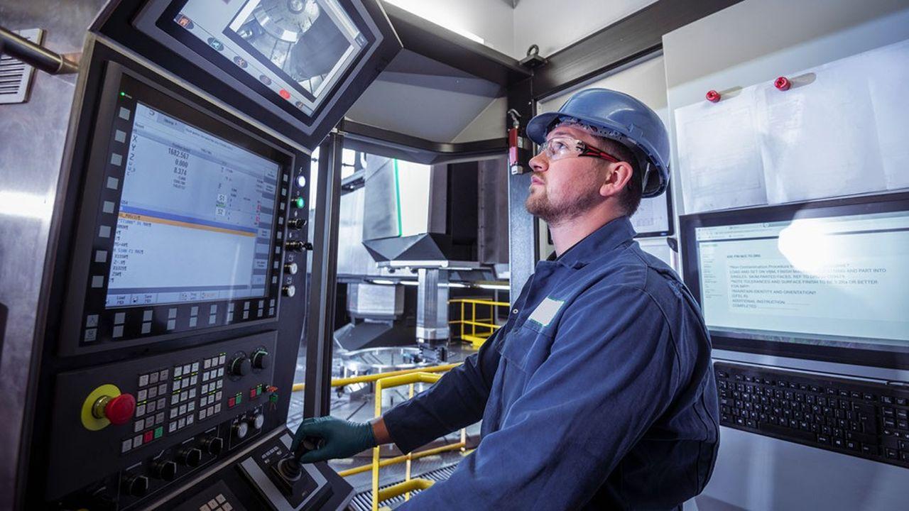 L'industrie, ici une aciérie, fait appel à nombre de logiciels qui peuvent être vulnérables.
