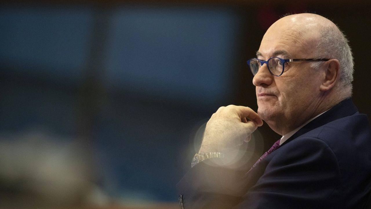 Phil Hogan, le commissaire européen au Commerce, plaide pour une«autonomie stratégique ouverte».