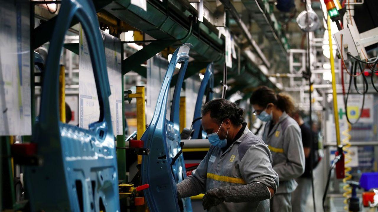 L'assemblage de la ZOE électrique à Flins prendrait fin en 2024, selon le projet de Renault.