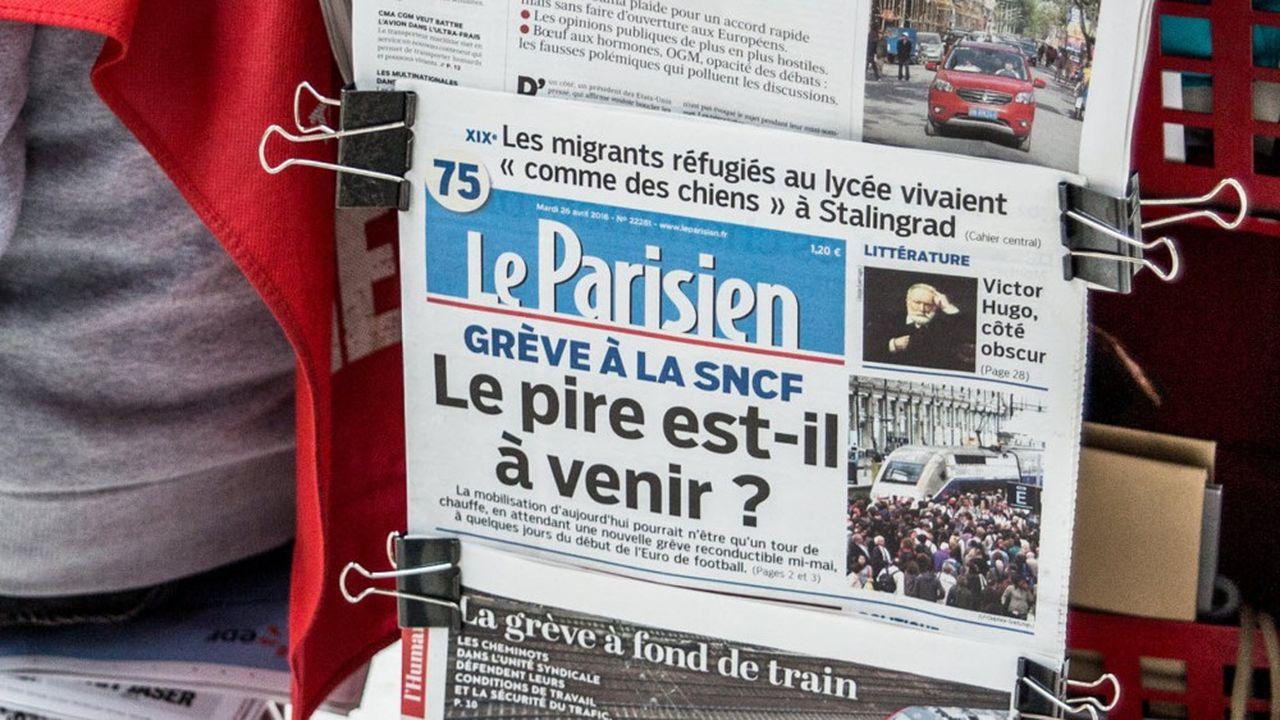 «Le Parisien» refond ses cahiers départementaux, non sans inquiétude de la part de la rédaction.