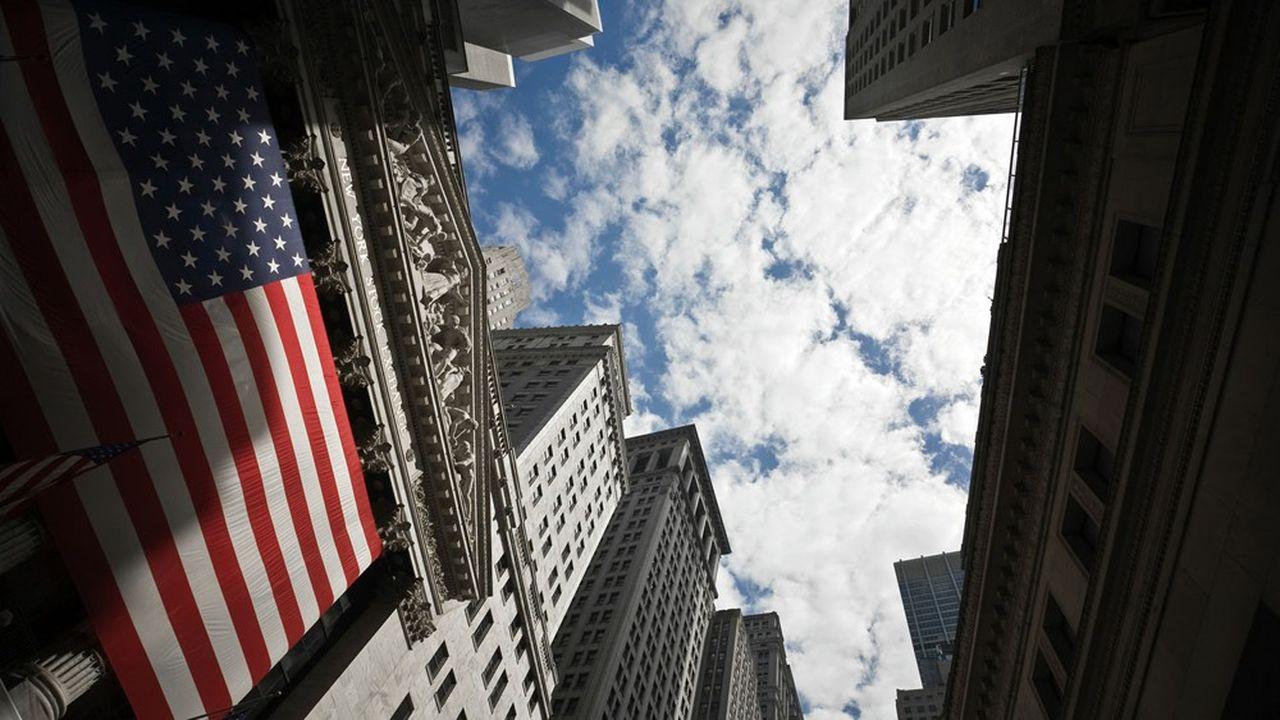 La Bourse de New York, le NYSE