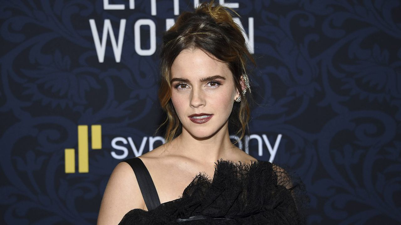 Emma Watson promeut notamment le projet Good on You, le Yuka de la mode