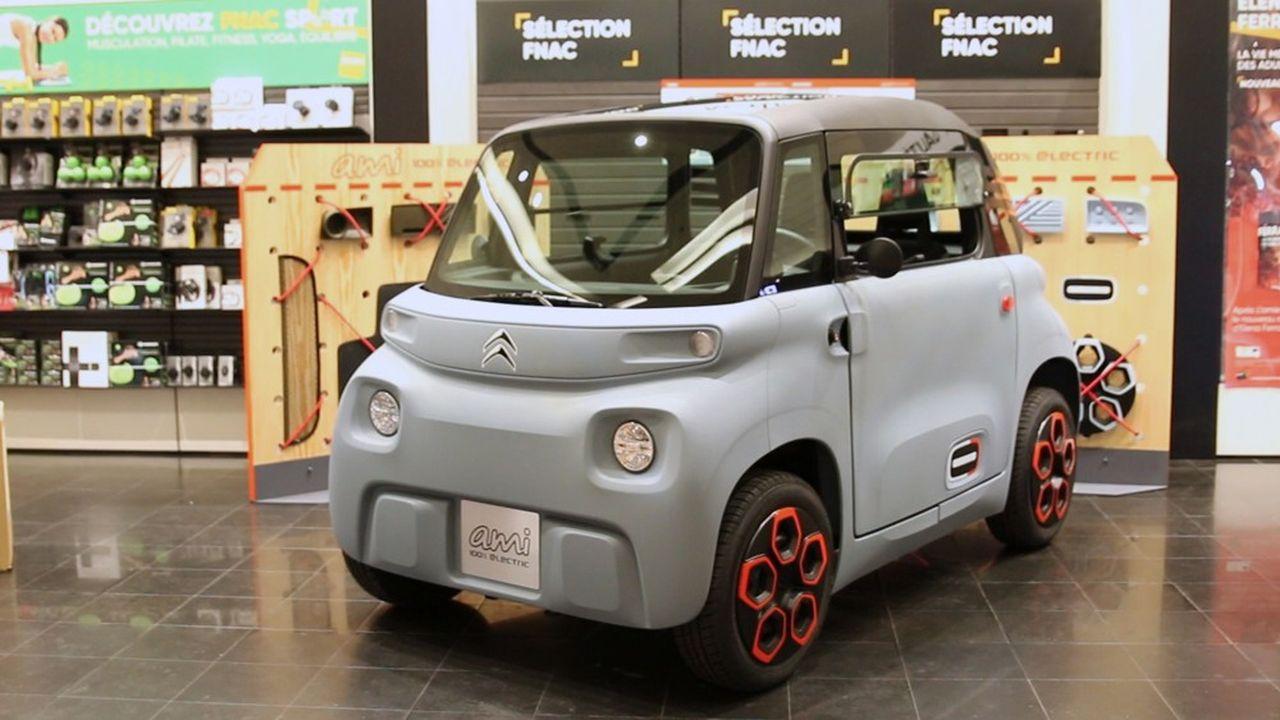 La commercialisation d'Ami permet à la Fnac et à Darty de mettre en avant une offre de mobilité urbaine qui se muscle depuis deux ans.