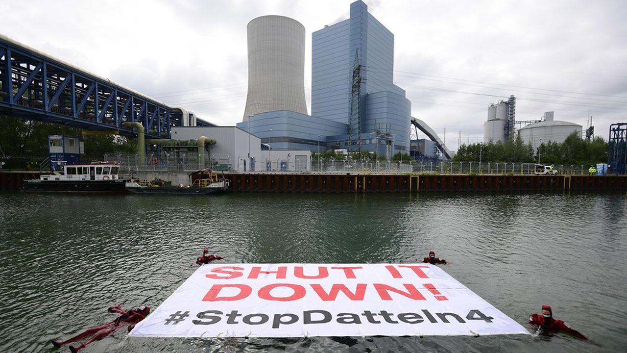Datteln IV résume le fossé qui perdure entre les ambitions de l'Allemagne en matière de politique énergétique et la complexité de leur mise en oeuvre.