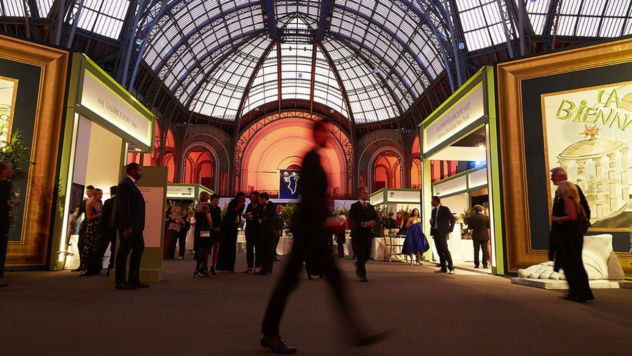 La Biennale Paris ne pourra investir le Grand Palais cette année.