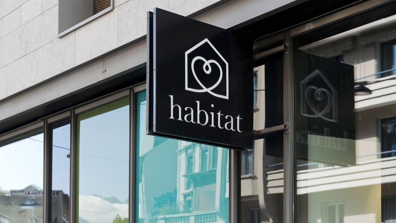Le périmètre de cession d'Habitat concernerait 100% du capital d'Habitat Design International et de ses filiales.