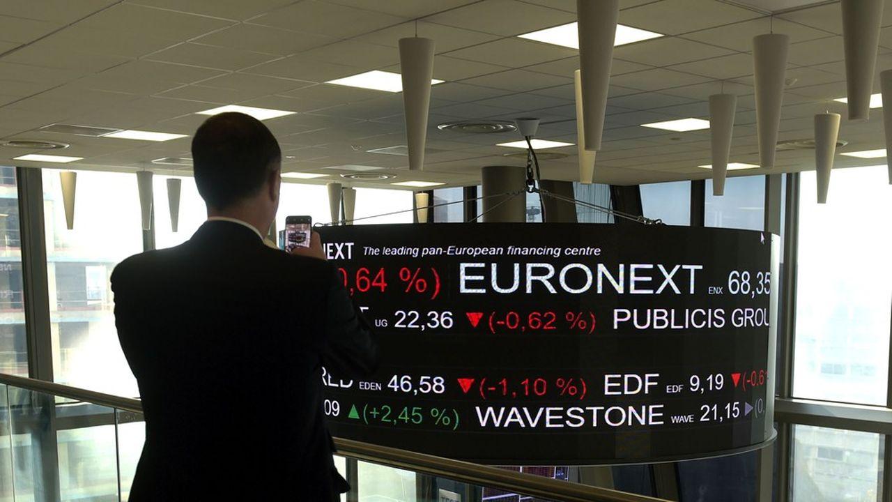 Euronext propose actuellement 40 familles d'indices ESG et compte 51 fonds indiciels ESG qui comptabilisent au total 24,5milliards d'actifs sous gestion.