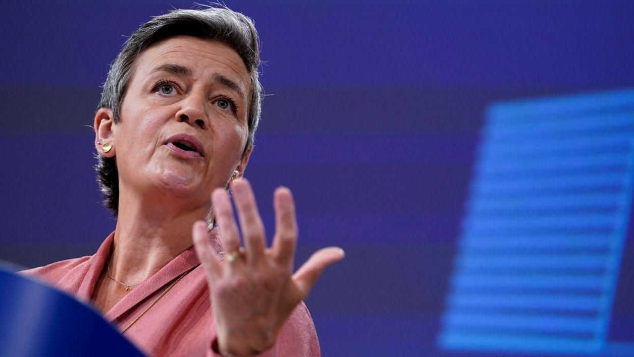 Depuis six mois, Margrethe Vestager, célèbre pour les amendes record infligées aux Gafa durant son premier mandat, a lancé une vaste réflexion sur une refonte des règles devant garantir une juste concurrence au sein du marché unique.