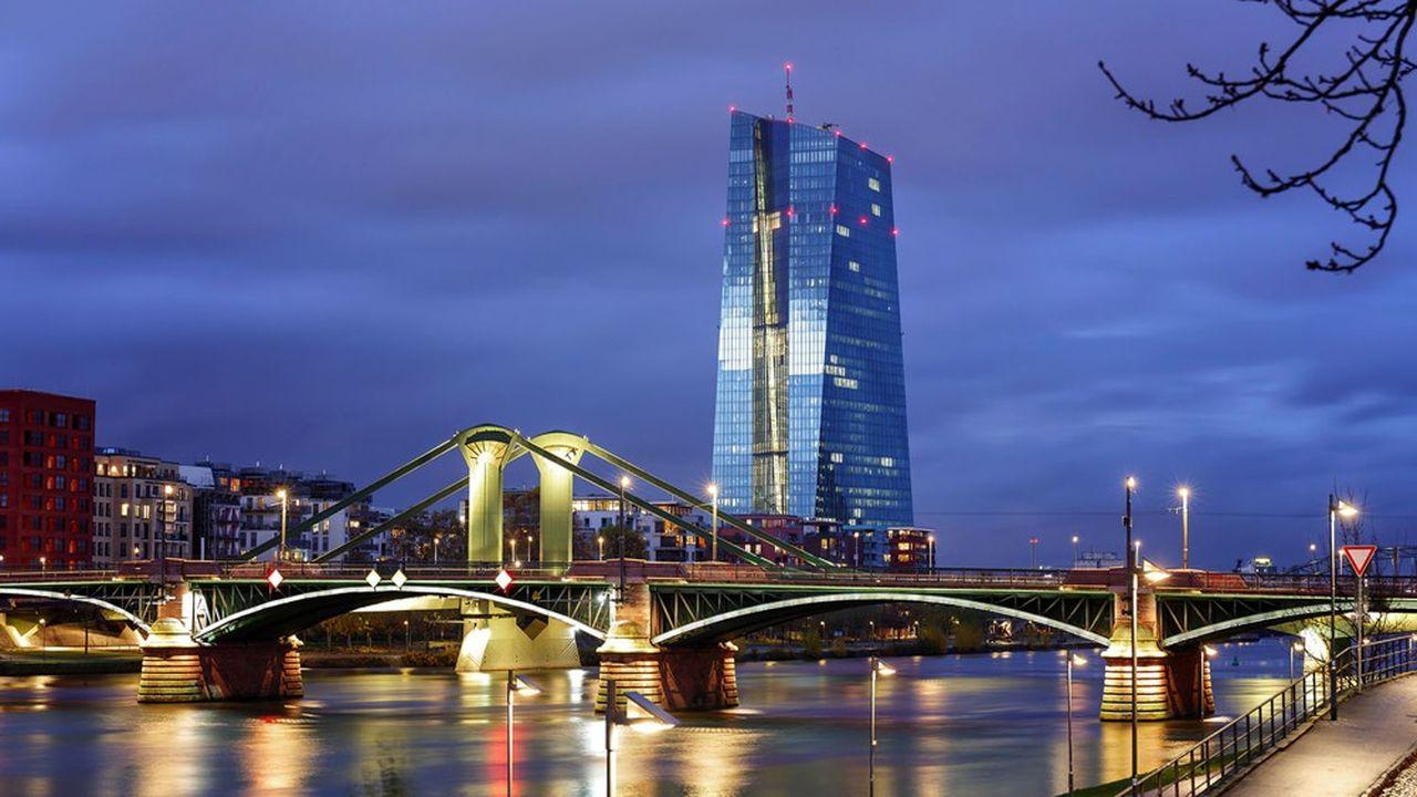 La BCE va dévoiler les résultats de sa nouvelle vague de prêts aux banques à taux négatif.