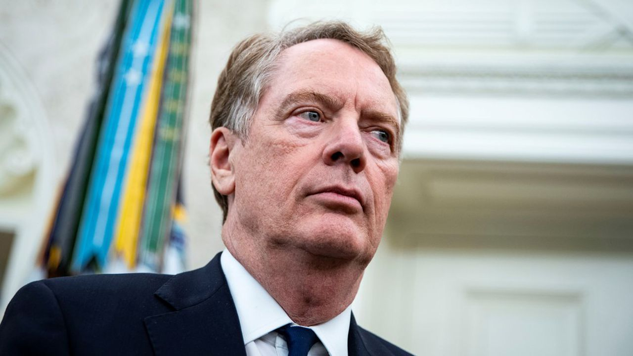 Le représentant américain au Commerce, Robert Lighthizer.