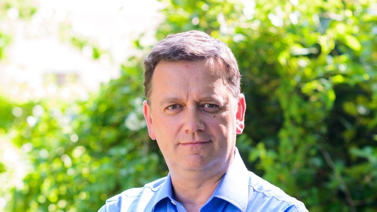Mark Roberts, de l'Insead.