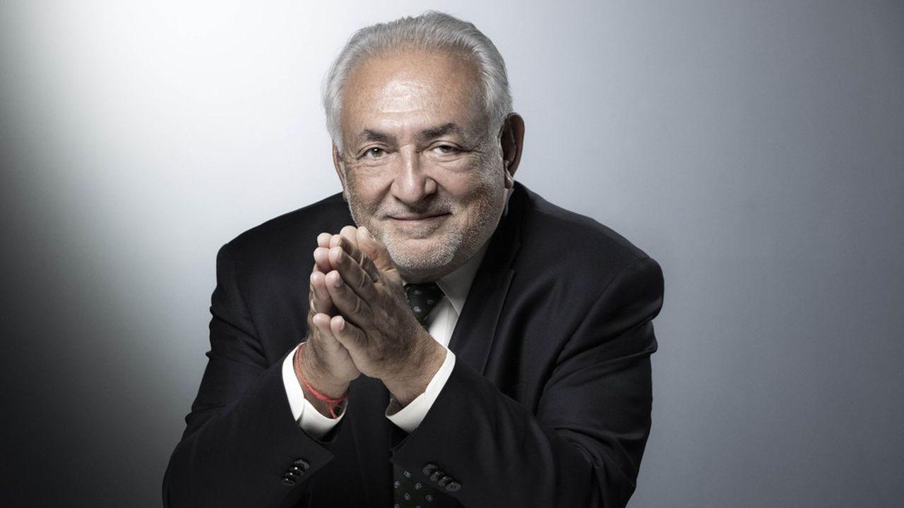 Dominique Strauss-Kahn, ancien ministre, ancien directeur général du Fonds monétaire international (FMI).
