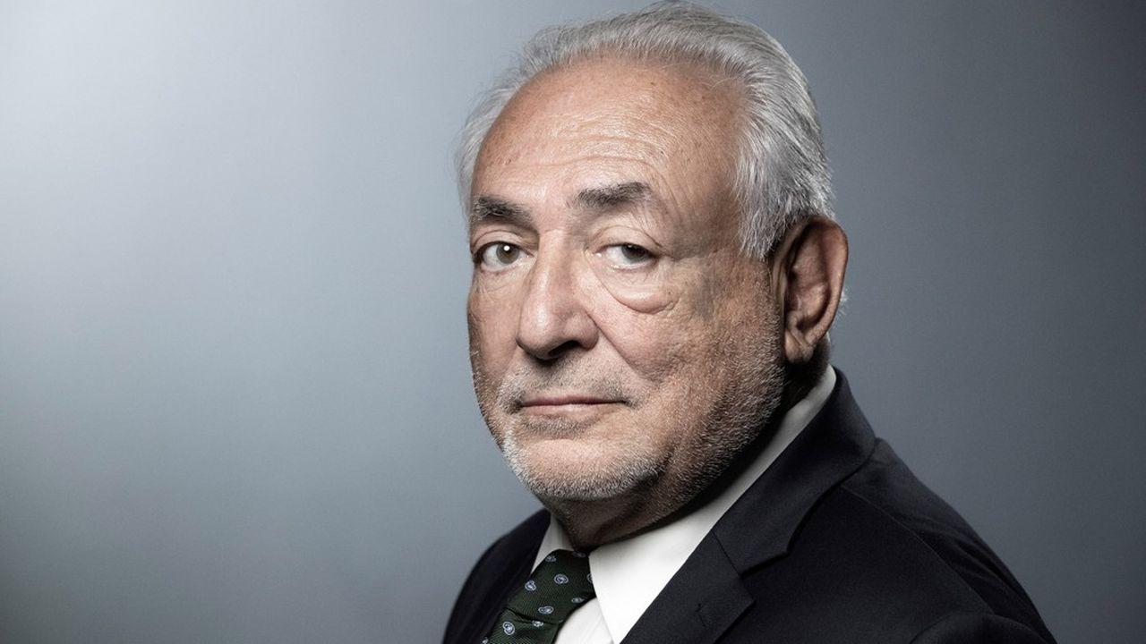 Dominique Strauss-Kahn, ancien directeur du Fonds monétaire international (FMI).